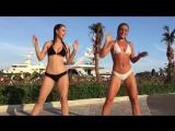 Фитнес-модель Катарина Конов и модель Кассандра Скотт | эротика | HD | sexy | девушки | brazzers