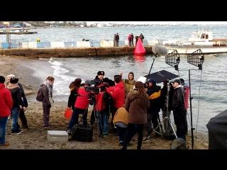 Съёмка сериала