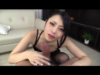 Big tits asian pov blowjob