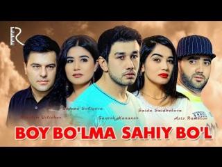 Boy bolma sahiy bol (ozbek film)  Бой булма сахий бул (узбекфильм)