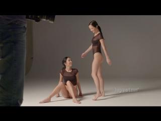 Julietta & magdalena - backstage