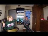 Лайв-чат Эмили и Стивена в социальной сети «Facebook»