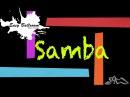 How to dance Traveling Voltas, Criss Cross in Samba #8