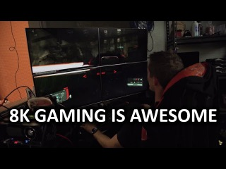 Gaming at 8K Resolution?!?!? - HOLY $H!T Ep. 12