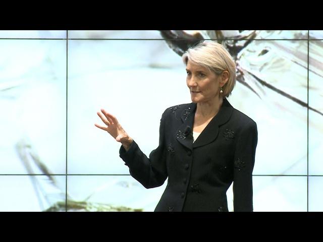 Лекция профессора Эми Эдмондсон на Сбербанк TV