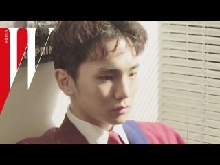 [W Korea] K-POP WORLD 샤이니 키 - 비하인드 영상