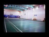 Теннисный корт в Спорт клубе
