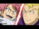 Нацу против Лексуса из Хвоста Фей[AMV] (Natsu vs Laxus)