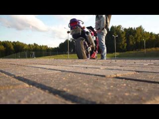 Kawasaki Ninja ZX-7R Viper Exhaust Sound