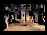 Новогодние беспризорники. Театральная студия Синяя птица.