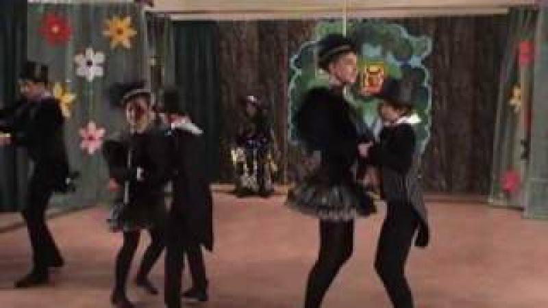 Thumbelina (Дюймовочка)Танец жуков