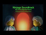 Ninjago Soundtrack - Day of the Departed Theme - Jay Vincent and Michael Kramer