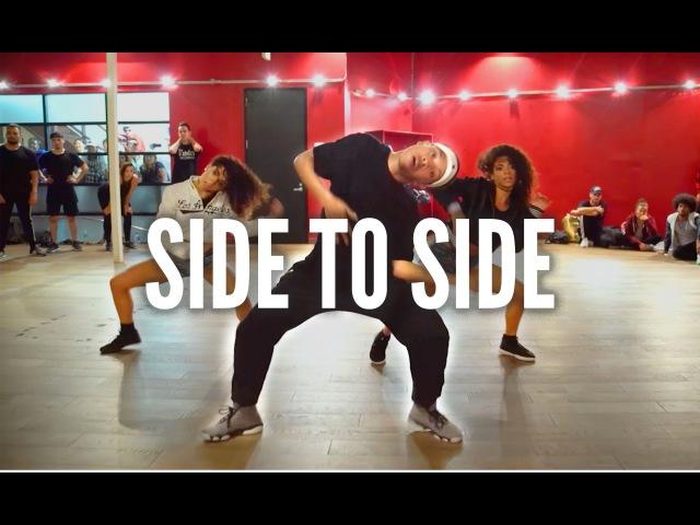 ARIANA GRANDE - Side To Side ft. Nicki Minaj | Kyle Hanagami Choreography
