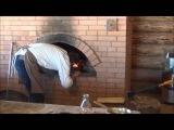 Мастер-класс по выпечке бездрожжевого хлеба в русской печи