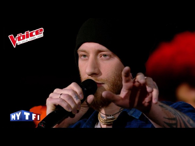 The Voice 2014│Pierre Edel - Amsterdam (Jacques Brel)│Epreuve Ultime