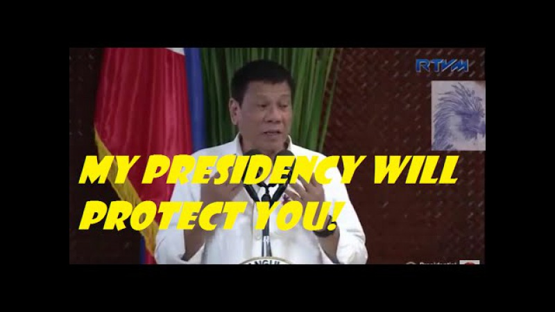Do Not Be Afraid I Will Protect You And Pardon You Just Do Your Job Pres Duterte To Soldier