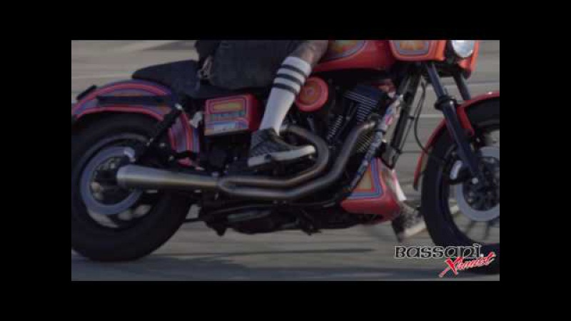 Greg Lutzka Limited Edition Performance Exhaust System For Dyna Promo Video