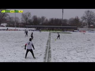 Высший дивизион. Тур 5. Аргус - Русультрас. (15.01.2017)