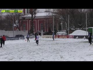 Высший дивизион. Тур 2. Иствуд - ТРАФТ Сабурово. (15.01.2017)