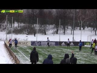 Высший дивизион. Тур 11. Кантемировский Фронт - Медина. (14.01.2017)