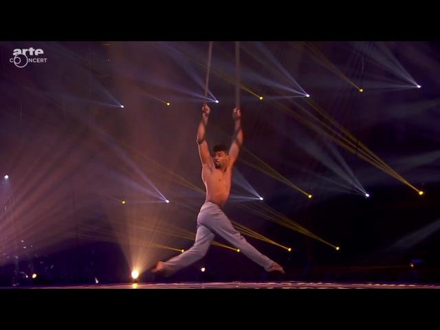 38e Festival Mondial Du Cirque de Demain / Marco Motta aerial straps contortion