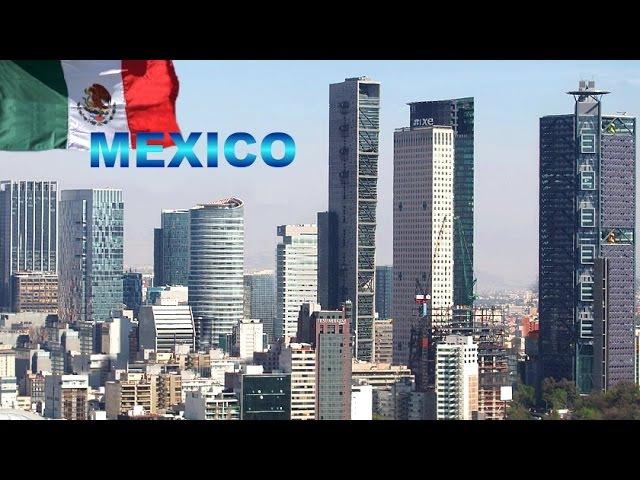 Mexico -Bosque de Chapultepec - Avenida Reforma, Ciudad de México