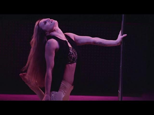 Елена Шталинская Exotic Pole Dance Studio Feelings отчетник