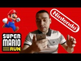 Первое впечатление о Super Mario Run от Nintendo для Android