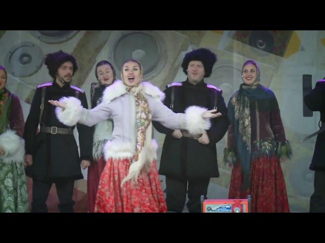 Ансамбль казачьей песни Криница