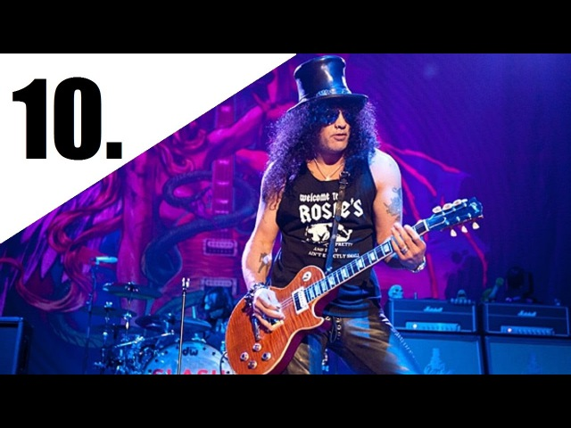 Top 10 Unforgettable Solos Of All Time