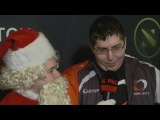 Boston Major - Santa Slack 1st part - What do u want boy