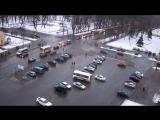 Авария в Красном Селе.