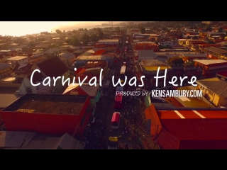 Carnival is here - trinidad and tobago carnival