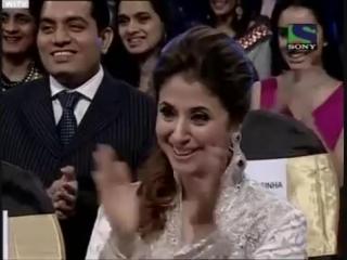 Shahrukh Khan and Madhuri Dixit Performance 2011 by BollyAashiq®