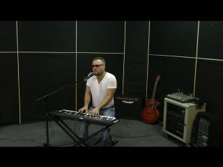 Перо жар птицы (cover) репетиция на реп.базе A&M PRO SOUND