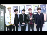 [Радио] 170324 DAY6s 5 type of wink @ KBS CoolFM Kiss The Radio