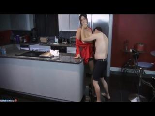 Трахнул зрелую мамку Rachel Steele [Incest,MILF,Blonde,POV,New Porn 2017,инцест мамку большие сиськи анал минет brazzers,лесби ]