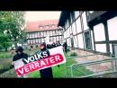 2016-08-13 SALZGITTER: Vermummte stören Gabriel-Auftritt