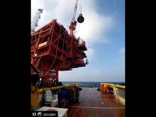 Platform crew transfer