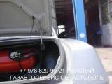 Установка ГБО-2 пропан на авто Волга ГАЗ 31029