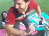 хахах КАК я ржала,ДР Ксю, это самое угарное видео)))))Это было что- то)))