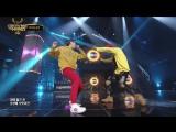 SONG MINHO - OKEY DOKEY (with ZICO) 0828 Mnet SHOW ME THE MONEY 4