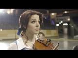 Линдси Стирлинг исполнила композицию из фильма «Красавица и чудовище»