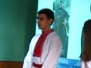 День Героiв Небесноi Сотнi 2016 р Крайничук Михайло 9 клас вiрш До Батька