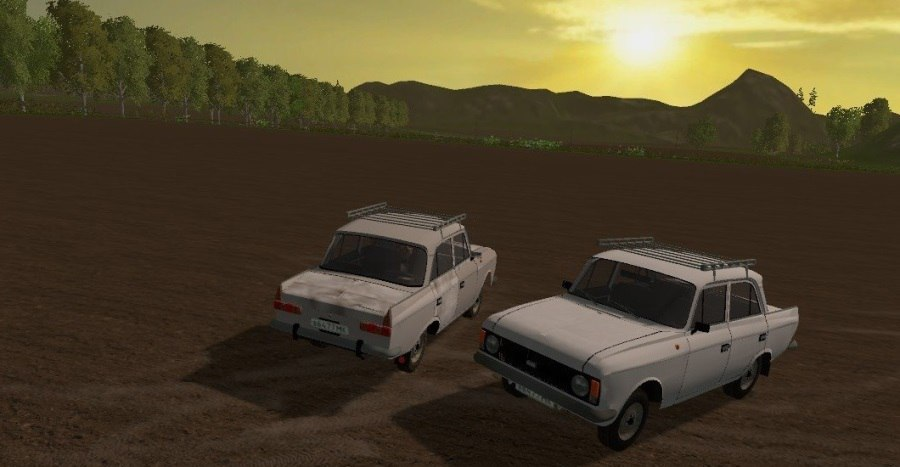 Автомобиль «Москвич 412»