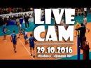 «LiveCam» / «Кузбасс» - «Динамо-ЛО»