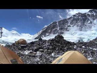 Mt. Everest подъем по северному маршруту со стороны китая 2016