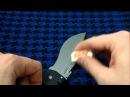 Простой способ очистки клинка от ржавчины