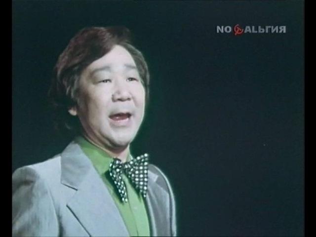 Поёт Кола Бельды. 1977г Замечательный голос!