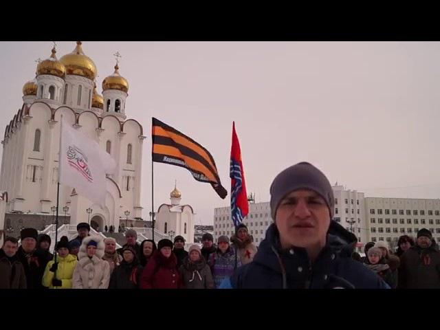НОД Магадана записал видеообращение НАДОРАЗОБРАТЬСЯ